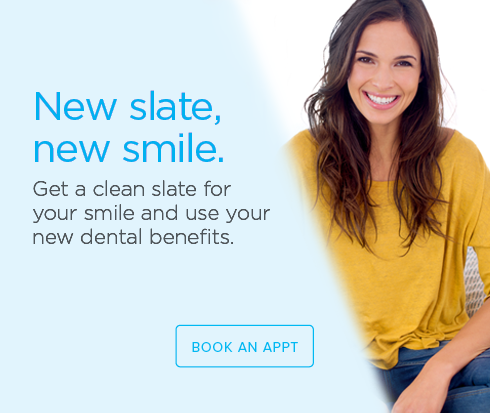 Nut Tree Smiles Dentistry and Orthodontics - New Year, New Dental Benefits