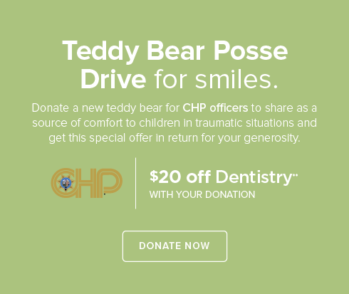 Teddy Bear Posse - Nut Tree Smiles Dentistry